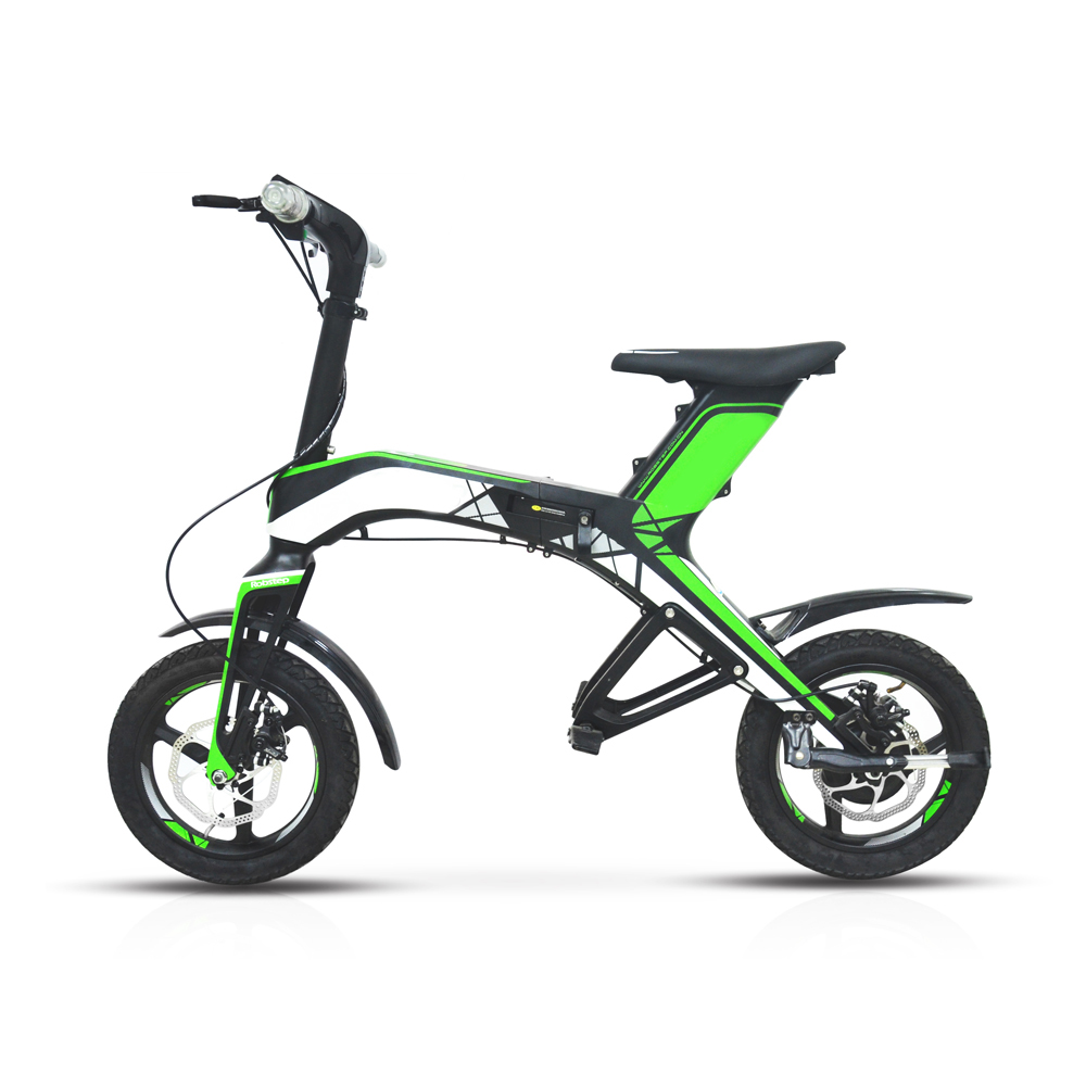 2018 drop shipping Maxfind 14 inch Foldable Electric bike with LG battery OEM/ODM, Black blue red green yellow
