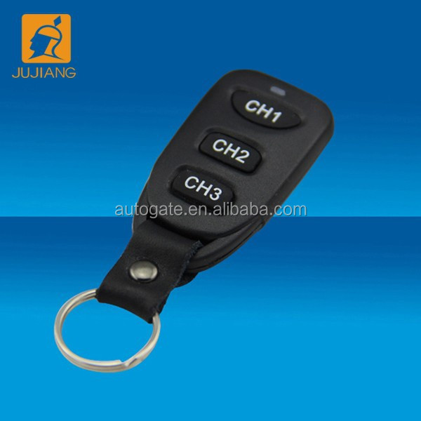Garage door opener, Duplicator 3 Buttons wireless rf remote control