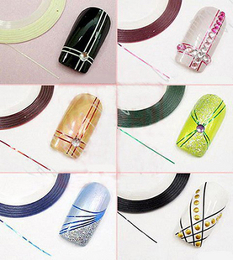 Aliexpress.com : Buy Hot Sale 20Designs Striping Tape