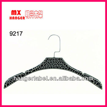 Plastic Coat Hanger Dimensions Thick Hangers Garment
