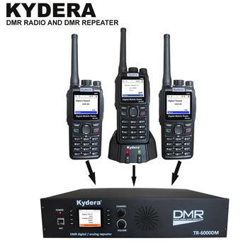 gps safe full power digital dmr bathroom radio with gps kydera dm 880 with dmr - Bathroom Radio