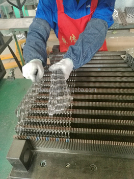 Stainless Steel Refrigerator Evaporator Coil