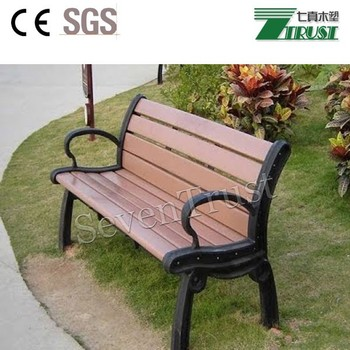 Wondrous Wpc Economic Outdoor Good Street Bench Wood Slats For Cast Iron Bench Buy Replacement Wood Slats Composite Park Benches Park Bench Slats Product On Uwap Interior Chair Design Uwaporg