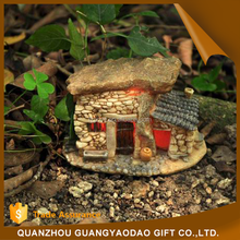 China wholesale market country cottage resin animal promotion gift