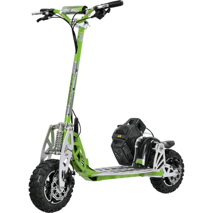 Professional Manufacturer chain driving 49cc petrol scooter