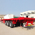 China high quality 40ft flatbed semi trailer for hot sale