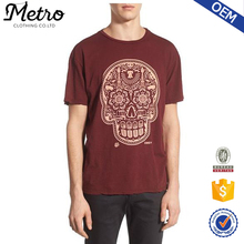 New Design Wholesale Fashion Street Graphic T-shirts For Men