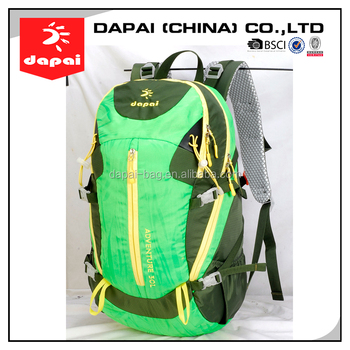 Sales Promotion Shoulder Leisure Hiking Adventure Backpack Outdoor