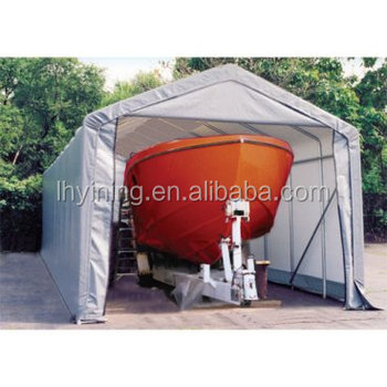 14u0027x32u0027 boat steel storage canopy carport  sc 1 st  Alibaba & 14u0027x32u0027 Boat Steel Storage Canopy Carport - Buy Car Garage Shelter ...