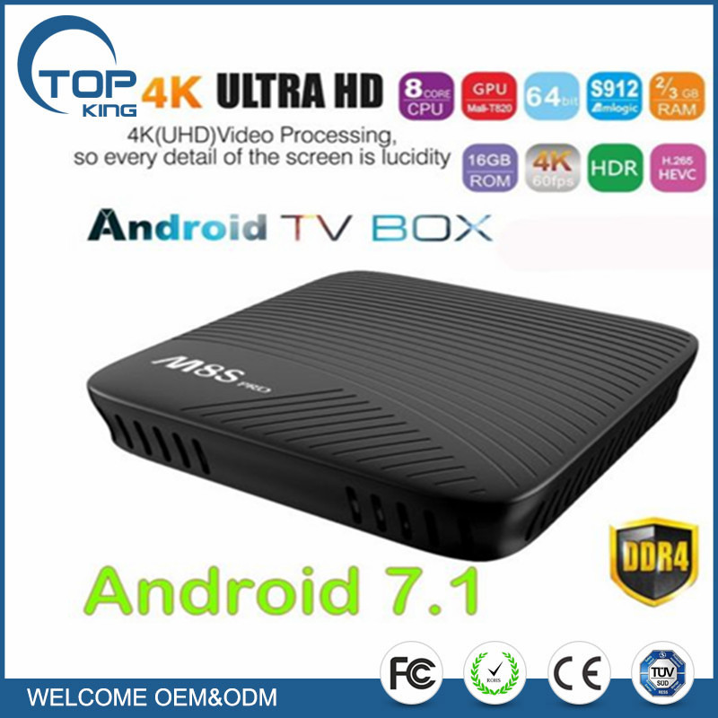 Android Tv Box Free Sample S912 X92 Dual Core Jailbreak