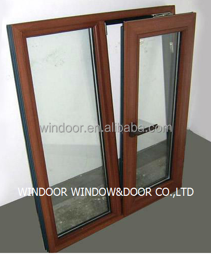 15 years big manufactory supplying commercial Aluminum windows and doors
