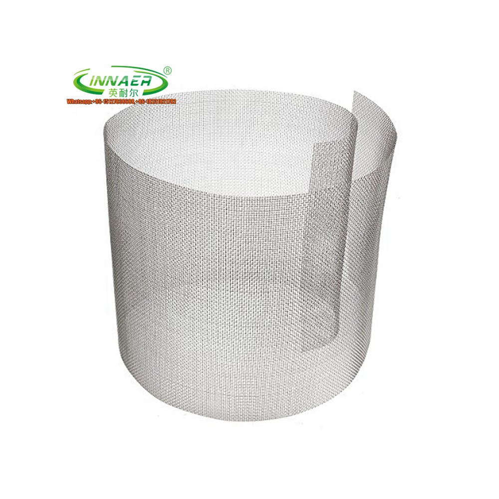 Marine grade 904L stainless steel woven wire <strong>mesh</strong> for termite barrier
