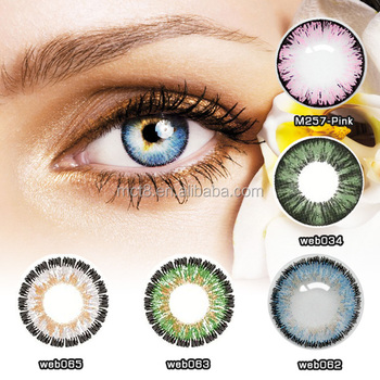 galaxy halloween cosmetic contact lenses in colors - Contact Lenses Color Halloween