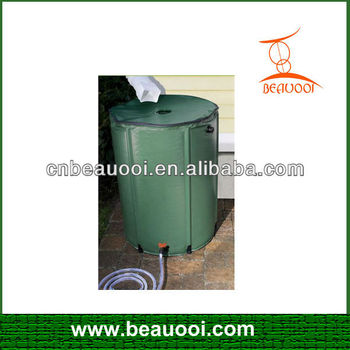 Collapsible Barrel
