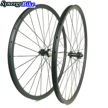 Synergy 24mm 24mm Mountain Bike 29inch Xc Carbon Wheels