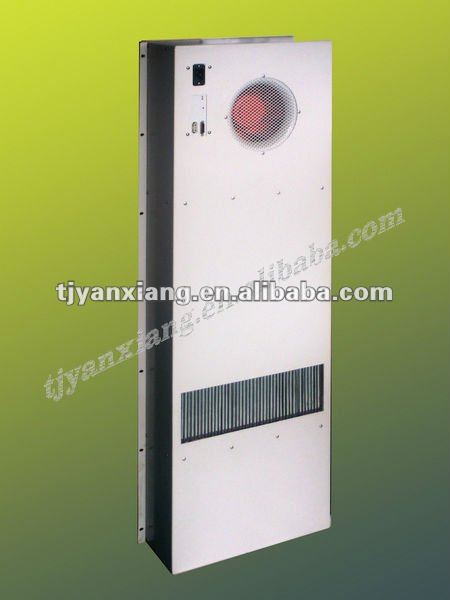 YXH-02-SH air to air counterflow heat exchanger for telecom cabinet use