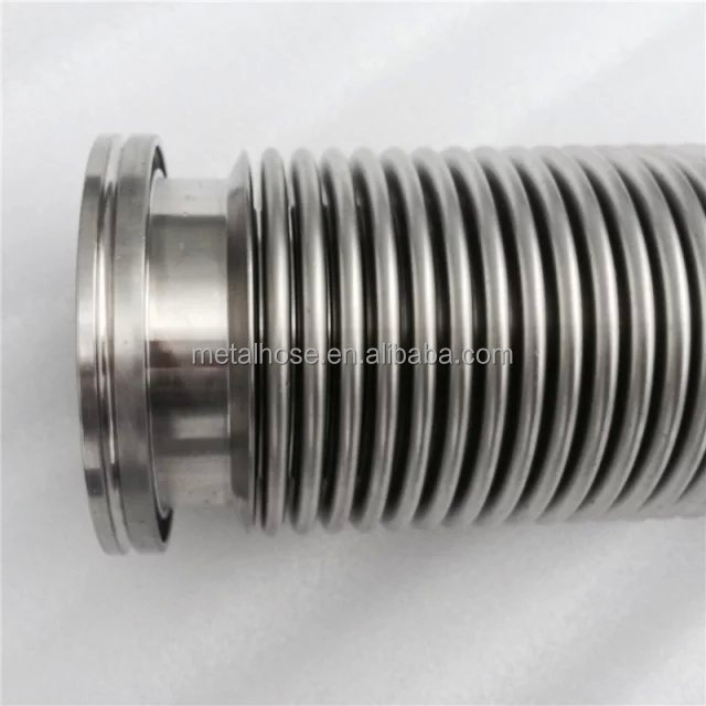 High quality stainless steel ss304 annular flexible corrugated hose/bellows pipe
