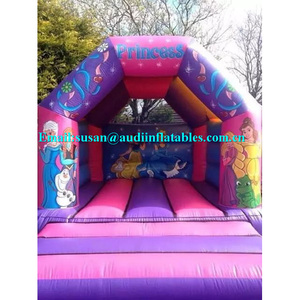 all the princesses castle inflatable bouncy castle