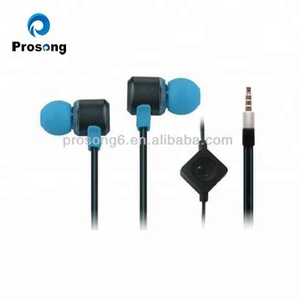 Newest ultimate noise isolating for apple stereo earphone