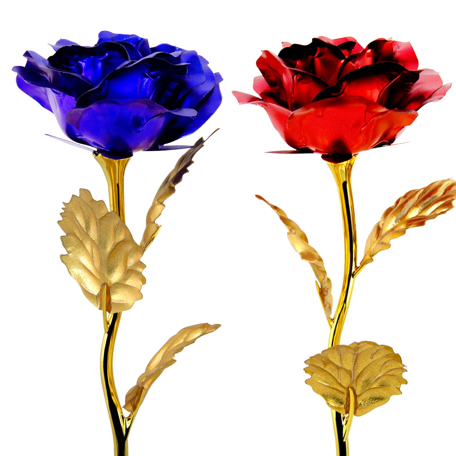 Get Quotations UniteStone Artificial Flowers In 2 Pack Roses For Her Birthday Gifts Anniversary Mothers