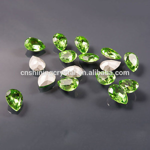 Yiwu AAA grade glass beads wholesale,crystal stone design for dress
