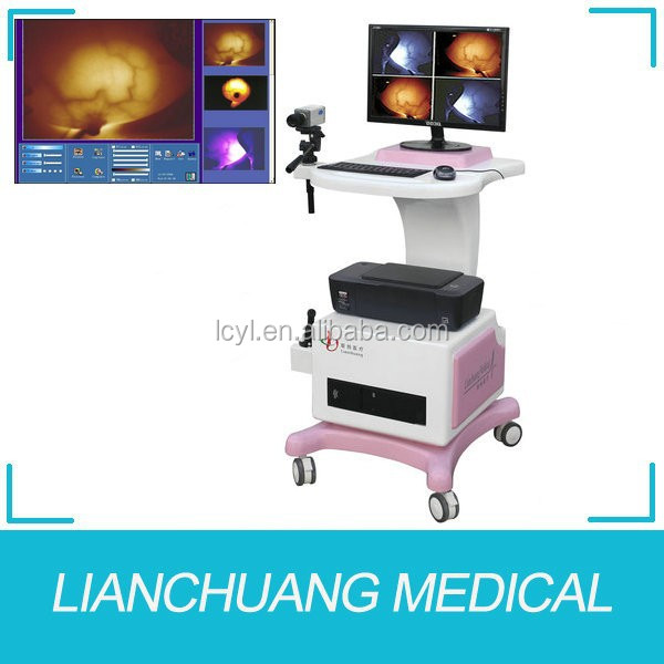 Infrared breast cancer diagnostic medical equipment