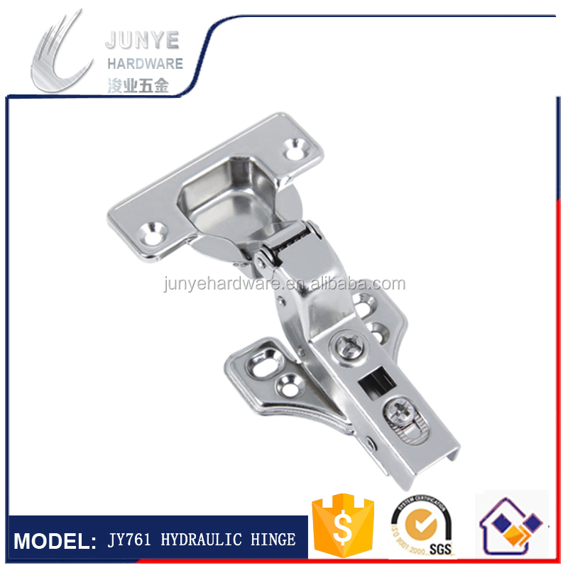 New type iron metal steel soft close hydraulic furniture cabinet door hinge