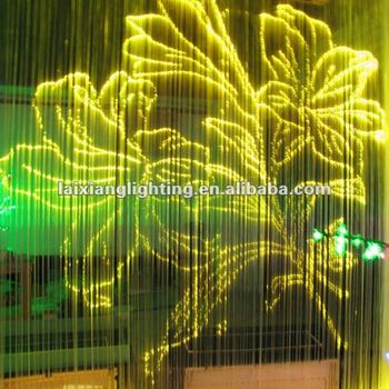 2013 new led wedding light wall covering curtain