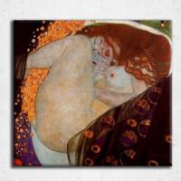 Best quality famous art painting reproduction Gustav Klimt painting