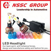 Newest Factory Price One Set IP65 Waterproof 3600Lumen 24W Car LED Headlight Bulb H11