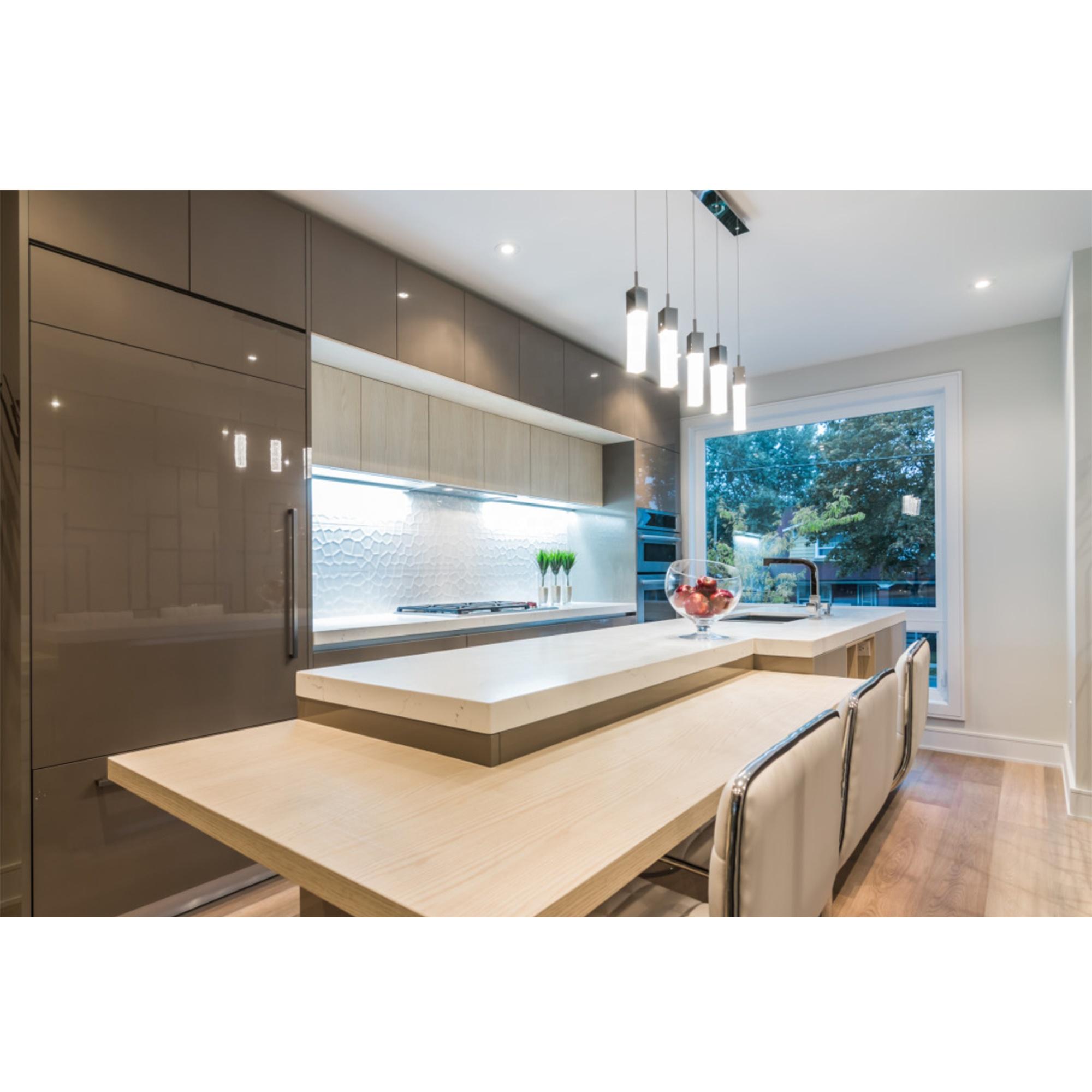 Nicocabinet Mdf Door Material Kitchen Cabinets Modern Luxury Kitchen Interior Design Buy White Kitchen Cabinets Modular Kitchen Kitchen Design