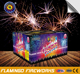 OEM Packing 200S Celebration Cakes birthday cake fountain fireworks