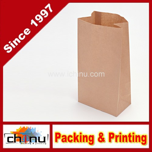 Grocery Kraft Paper Bag 2 Lb, 500 Count (210145)