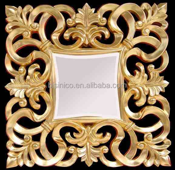 Decorating Gold Leaf Bevelled Decorative Wall Mirrors With Arch Design And Brown Wood Table Kaleidoscope Wall Mirrors Gold Framed Mirrors Allen Roth 30 In X 36 Silver Leaf Beveled Rectangle Framed Contemporary