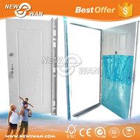 Steel Security Doors Residential / Apartment Door / Entrance Door