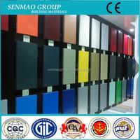 Online Selling PVDF coat ACP aluminum composite panel buy online for decoration