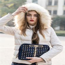 Best seller trendy style new fashion women thin warm coats from China