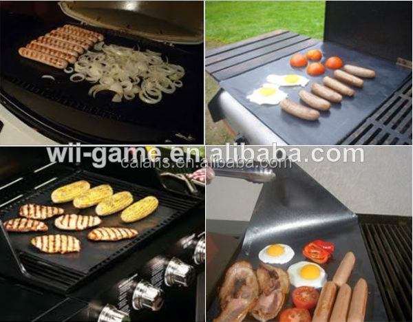 Food Safety BBQ GRILL MAT As Seen On TV