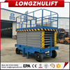 Factory Supplier mobile aerial hydraulic scissor lifts with high quality