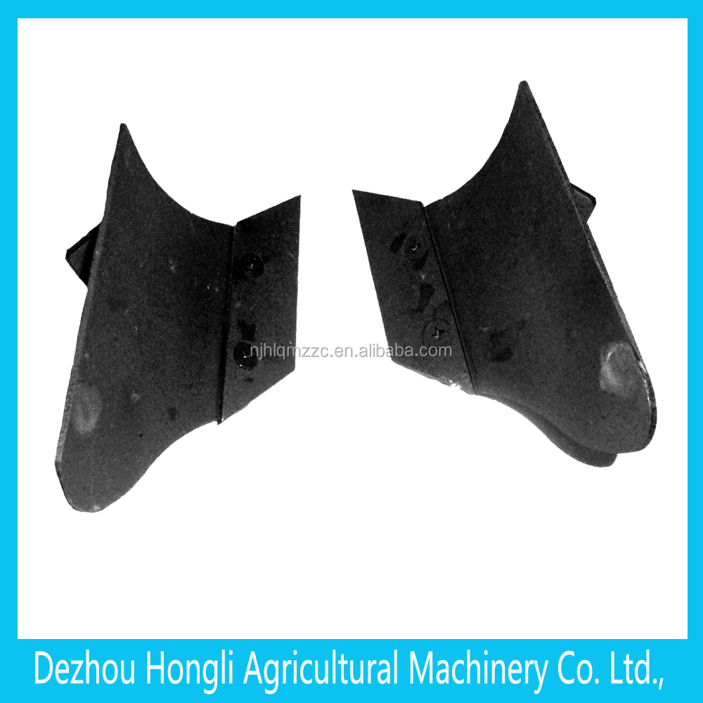 agricultural machinery single-sided furrow opener plough, opener, colter boot, opening share