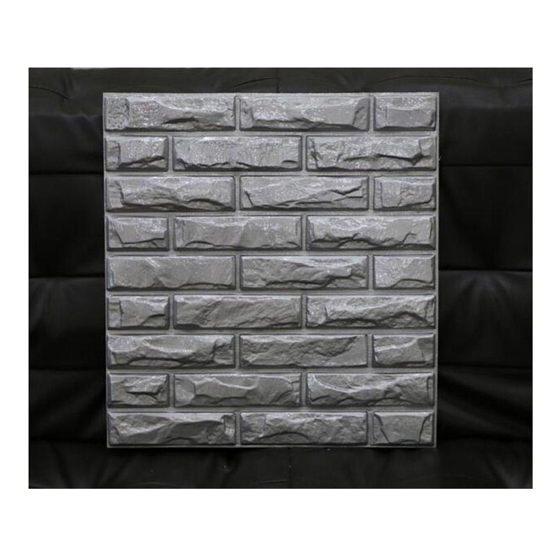 Beautiful Brick Design pvc Embossed Panel 3d pvc Decorative Wall Covering Panels