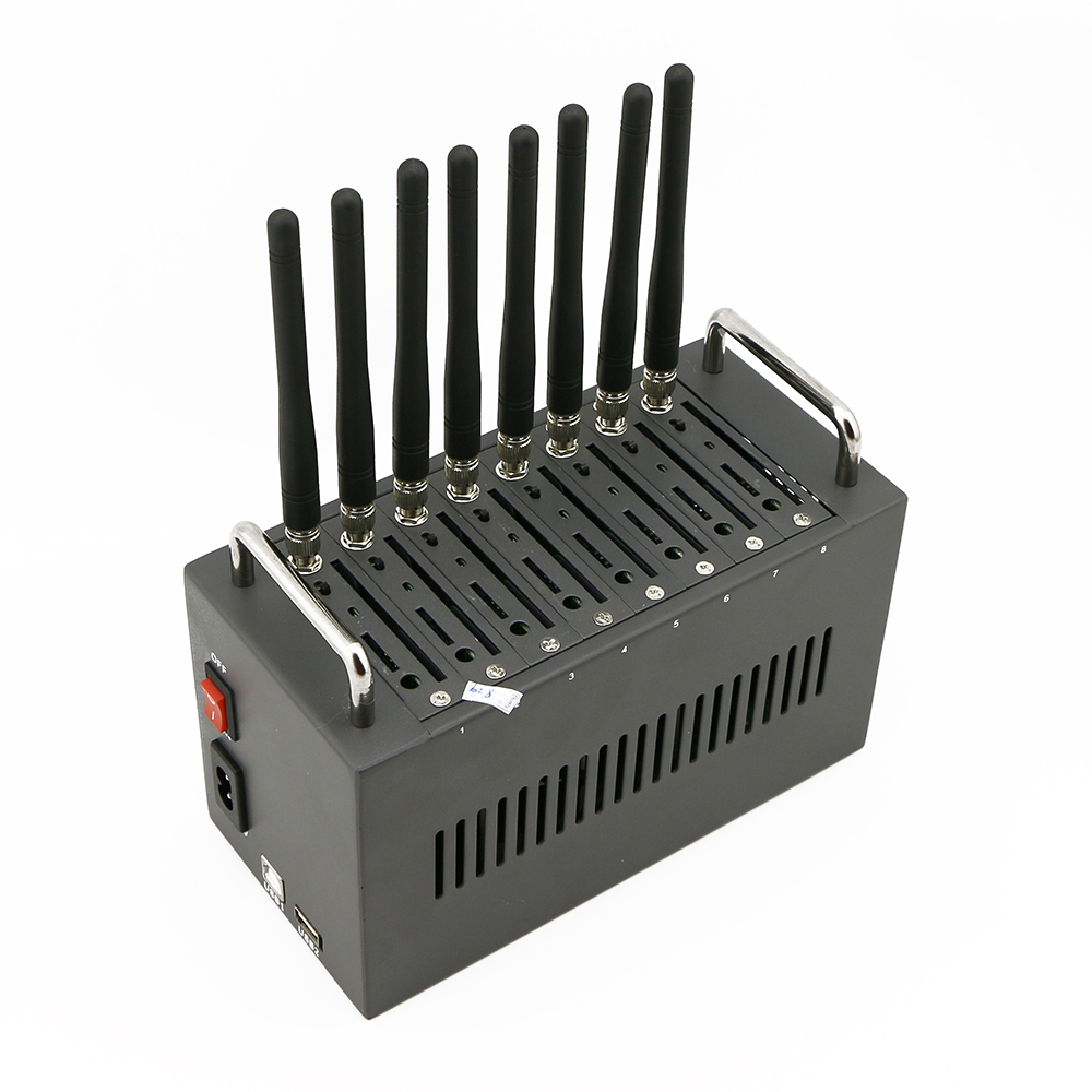 Hot Sale Low Price Multi SIM Modem 8 Port GSM Modem Pool