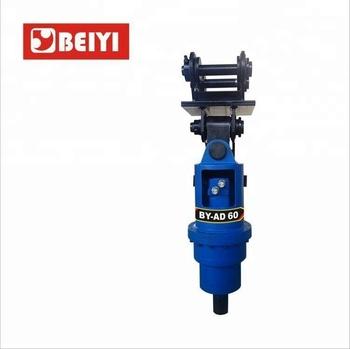 Bagger Hydraulische Schraube Pile Drilling Maschinen Auger
