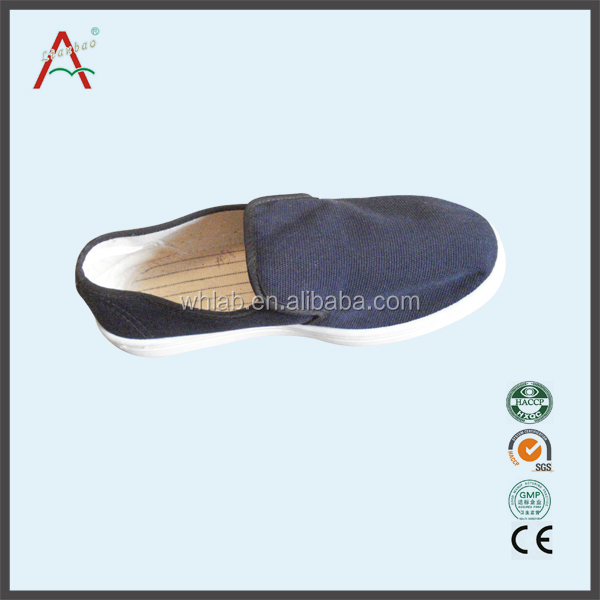 PU/SPU/PVC outsole esd shoes with canvas upper for men women