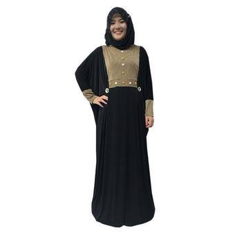 2017 fashion butterfly dubai kaftan abaya