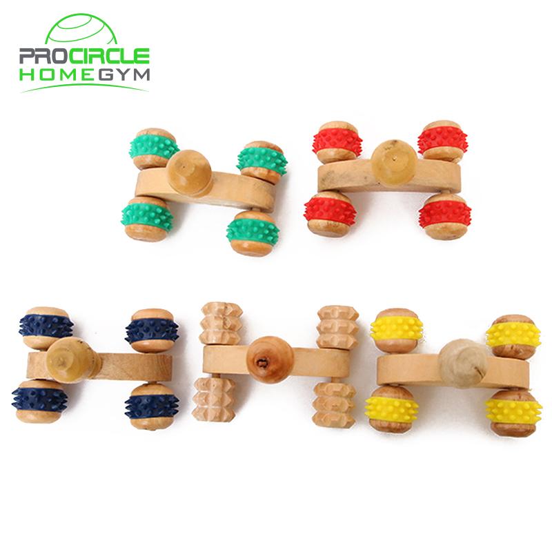 Set von 3pcs Holz Schaben Board Guasha Massage Akupressur Spa Massage Tool