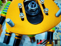 Adjustable coilover