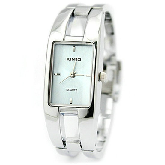 2015 новое Kimio прямоугольник стальной лентой женских часов женщина часы леди браслет кварцевые наручные часы дешевые подарок оптовая продажа