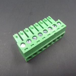 PCB pluggable terminal block 10.16mm male terminal block connector with flange bent pin header