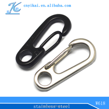 bag hook metal hook buckle bag metal hardware accessories snap hook